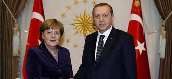 Merkel kara propagandayı yıktı