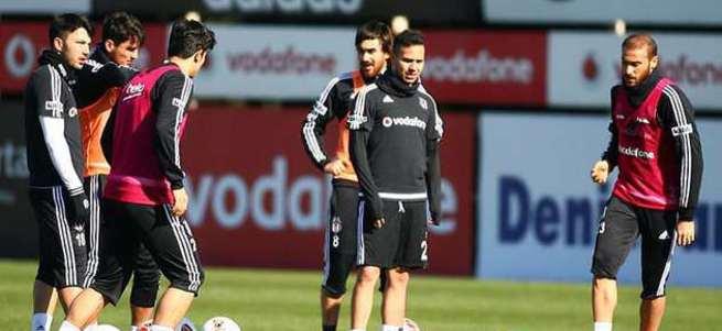 Beşiktaş kupada avantaj peşinde