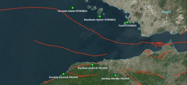 Olası Marmara depreminin 'kalp ritmi' dinleniyor