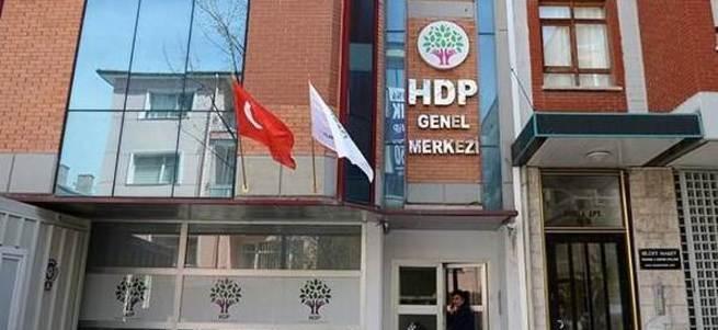 HDP Genel Merkezi'nde PKK eğitimleri verildi