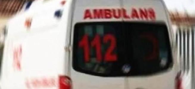 İdil'de ambulansa ateş açtılar!