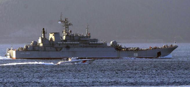 Türkiye Rus gemilerin boğazdan geçişini yasaklayabilir