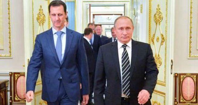 Ruslar da Esad'ı kurtaramayacak
