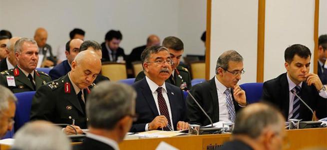 İsmet Yılmaz: Türk askeri Suriye'ye girmedi