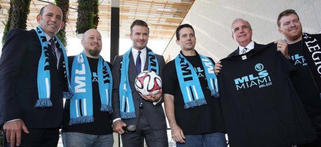 Beckham'ın kulübüne talip oldular