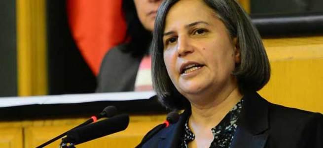PKK'dan Kışanak'a ölüm tehdidi