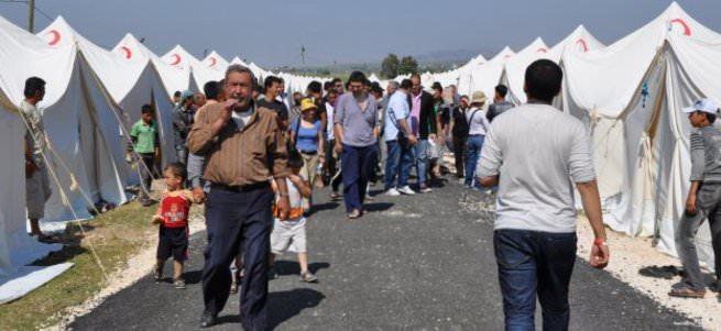 Suriyelilere 1300 TL maaş verilecek