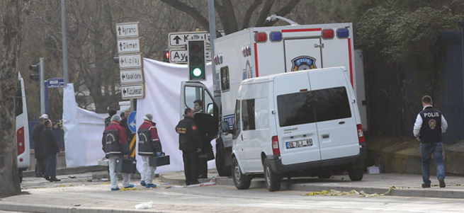 İşte Ankara'yı kana bulayan o terörist
