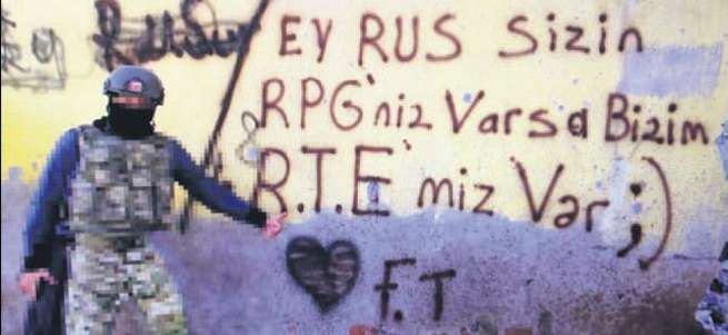 Bizim de RTE'miz var mesajı