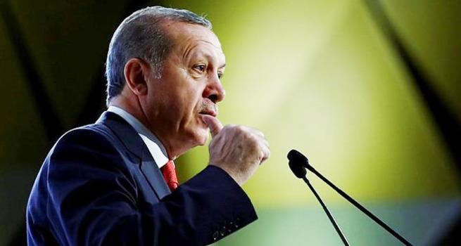 Erdoğan: Birkaç kitabı olan, profesör olan...