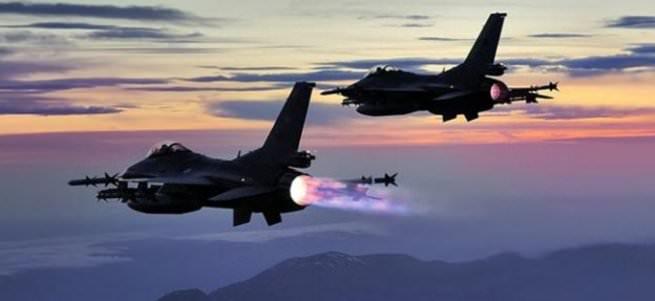 Kuzey Irak'a sınır ötesi hava harekatı