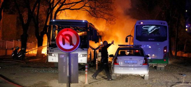 Ankara saldırısı sonrası şok telsiz konuşmaları