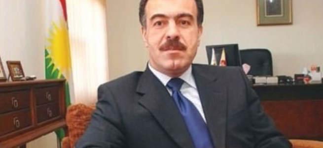 IKBY'den PKK'ya rest