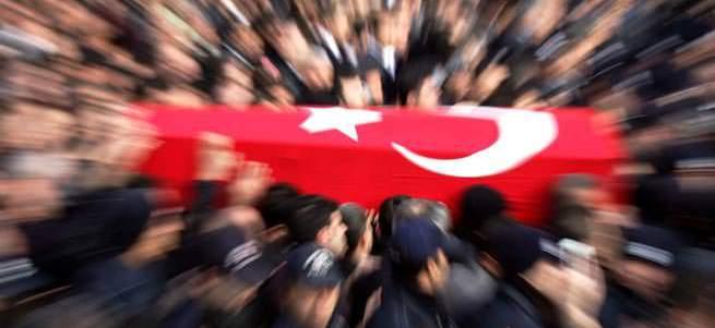 Diyarbakır ve Şırnak'ta 3 asker şehit