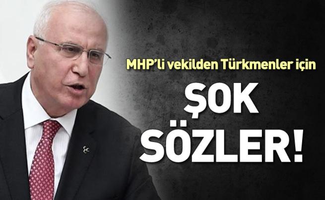 Mehmet Şandır'dan Bayırbucak Türkmeni için şok iddia
