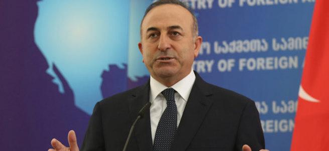 Mevlüt Çavuşoğlu'ndan 'kara operasyonu' açıklaması