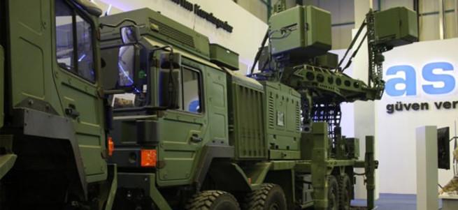 ASELSAN'dan düşman radarlarını 'kör' edecek elektronik silah