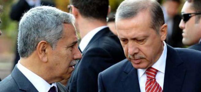 Cumhurbaşkanı Erdoğan'dan Arınç'a başsağlığı