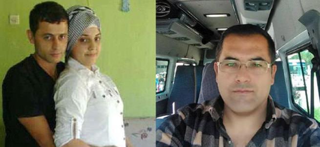 İlişki şüphesiyle eşini ve minibüsçüyü öldürdü