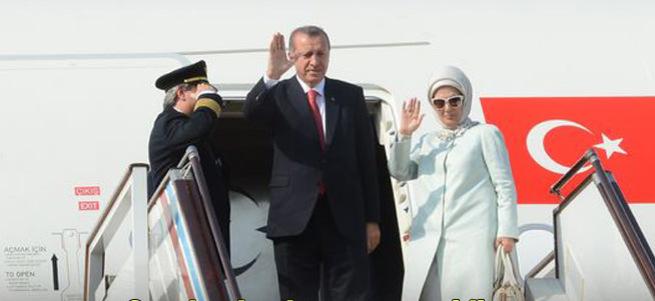 Cumhurbaşkanı Erdoğan, Batı Afrika'ya gidiyor