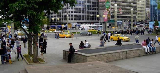 İşlek sokak, cadde ve meydanlara yüz tanıma sistemi