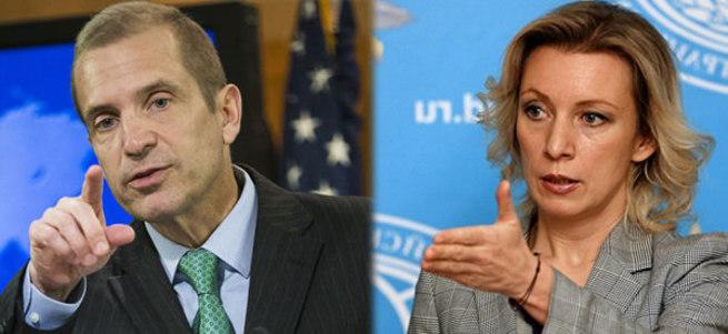Rusya ile ABD birbirine girdi: 'İş yapın ya da çenenizi kapatın'