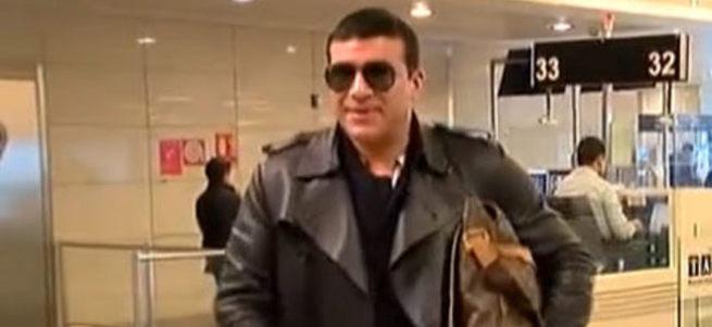 Tamer Hassan İstanbul'a Geldi