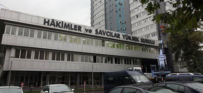 HSYK'dan ihraç kararı