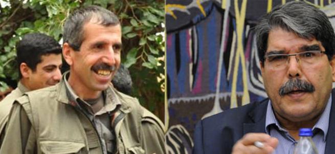 PYD'nin ipleri PKK'da