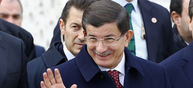 Başbakan Davutoğlu'ndan Silopi'ye sürpriz ziyaret
