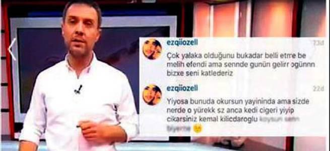 CHP'liden canlı yayında Altınok'a ölüm tehdidi