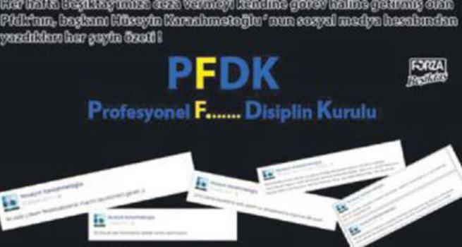 PFDK Başkanı, Fenerbahçeli çıktı!