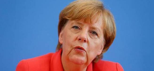 Merkel: Türkiye'nin planını destekliyoruz