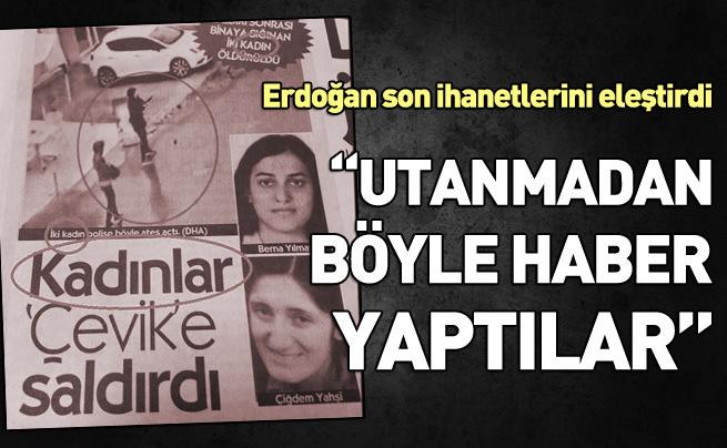 Cumhurbaşkanı'ndan Cumhuriyet'e DHKP-C tepkisi!