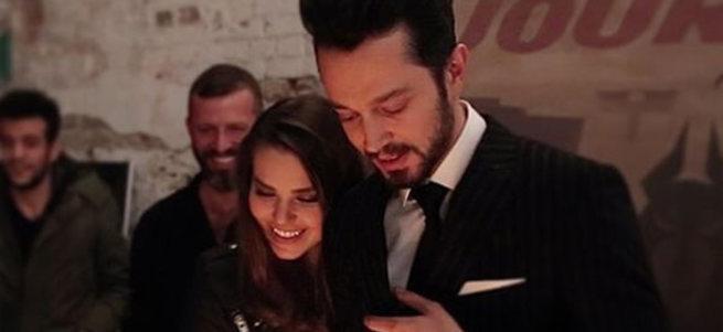 Aslı Enver'den Murat Boz'a doğum günü sürprizi