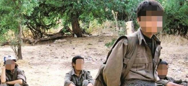 PKK'dan çocuklara işkence