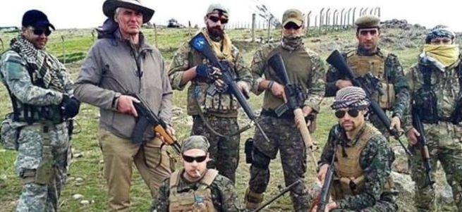 Tüm dünya bir oldu PKK/YPG'ye asker yolladı!