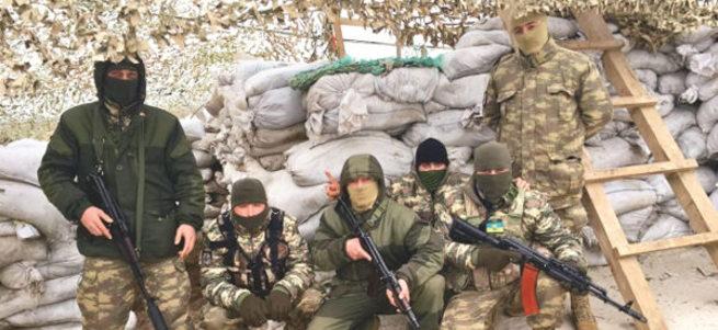 Putin'e karşı Tatar Taburu