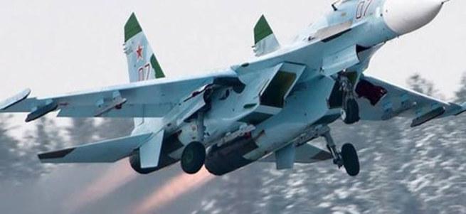Rusya, Suriye'de toplu imha füzeleri denemesi yapıyor