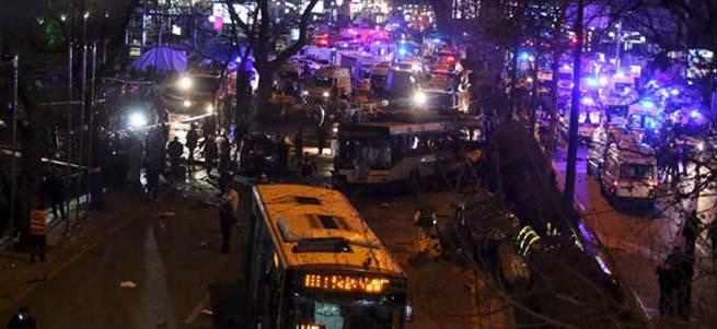 Ankara saldırısını gerçekleştiren teröristin kimliği belli oldu