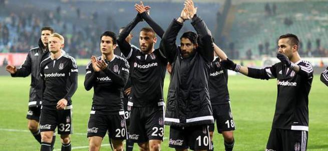 Beşiktaş Trabzon maçına eksik çıkıyor