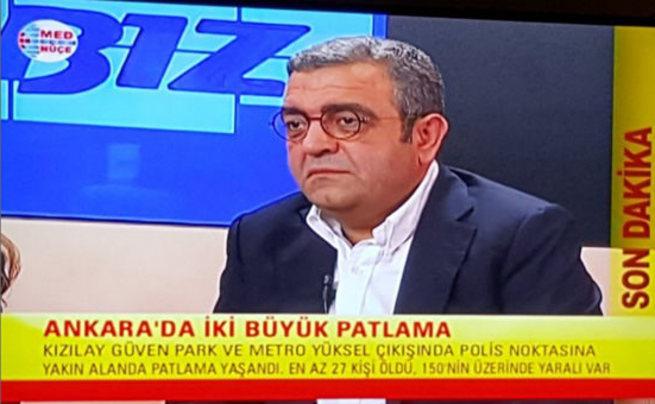 CHP'li Sezgin Tanrıkulu PKK medyasında!