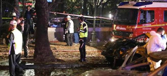 Dünya Ankara'daki hain saldırıyı böyle gördü