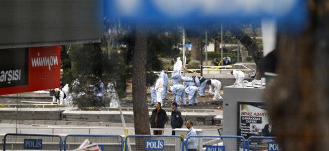 Ankara saldırısıyla ilgili flaş gözaltılar