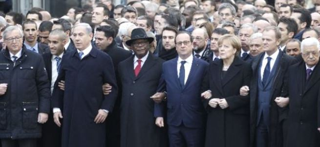Charlie oldun Paris oldun Ankara olacak mısın?