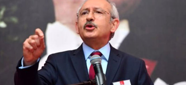 CHP'den teröre karşı 4 öneri