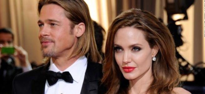 Angelina Jolie ile Brad Pitt arasında dadı krizi