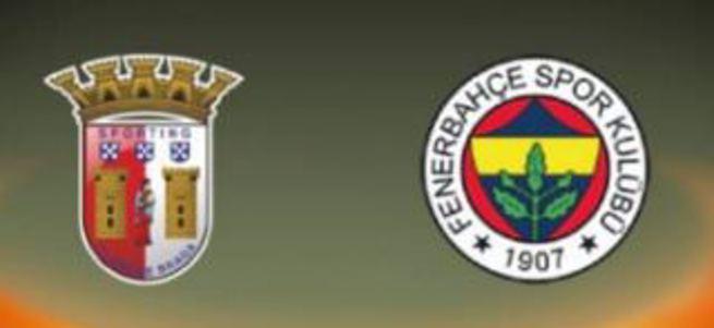 Braga-Fenerbahçe maçı hangi kanalda