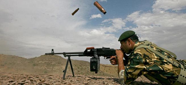 İran: Suriye ve Irak'a keskin nişancı yollayabiliriz
