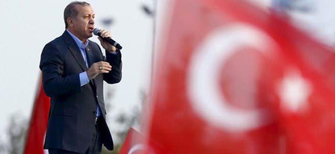 Cumhurbaşkanı Erdoğan: Millet olmak kolay değil ama illet olmak kolay